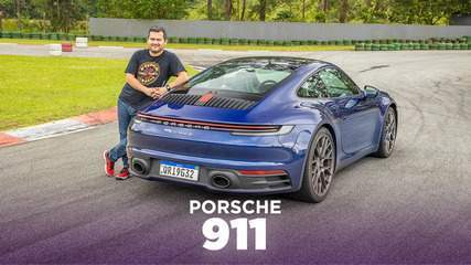 Porsche 911 Carrera S: o atleta de 450 cv com desempenho de superesportivo