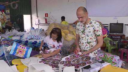 Escolas de samba de BH se preparam para desfilar no carnaval 2020