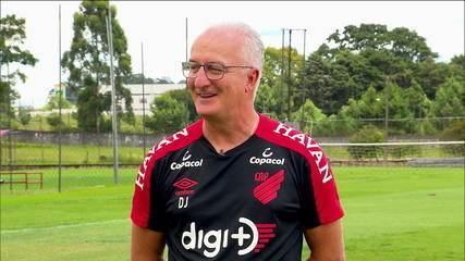 Dorival Junior lembra luta contra câncer e comenta desafios do Athletico-PR em 2020