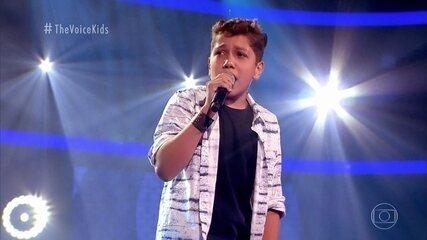 Yisrael Fernando canta 'When a Man Loves a Woman'