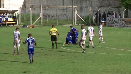 Os gols de Altos 2 x 2 Parnahyba - Campeonato Piauiense