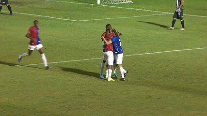 Veja o gol de Paraná 1 x 0 Operário-PR pela sétima rodada do Paranaense