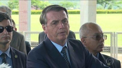 Texto da reforma administrativa deve ser apresentado esta semana, diz Bolsonaro
