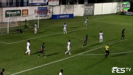 Melhores momentos de Serra 1 x 1 São Mateus, pelo Campeonato Capixaba 2020