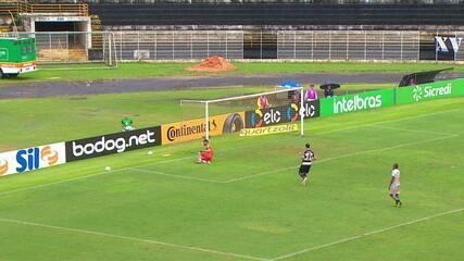 Melhores momentos de XV de Piracicaba 1 (7) x (8) 1 Juventude pela Copa do Brasil