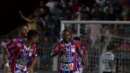 Os melhores momentos e as penalidades do duelo entre Afogados e Atlético-MG