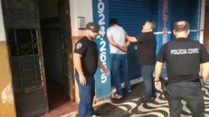 Suspeito de matar bailarina foi preso em Apucarana
