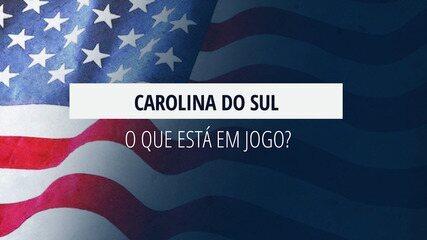 Eleições americanas: O que está em jogo na Carolina do Sul