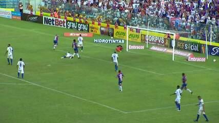 Fortaleza 4 x 2 Barbalha: confira os melhores momentos do jogo pelo Campeonato Cearense
