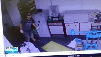 Polícia prende quadrilha que se preparava para roubar banco no centro da capital