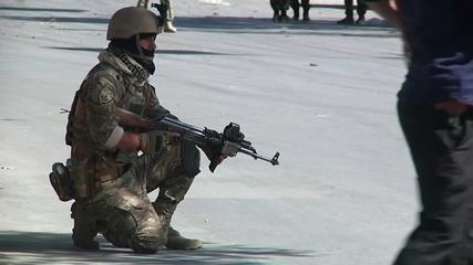 EUA atacam alvos do Talibã no Afeganistão, quatro dias após acordo de paz