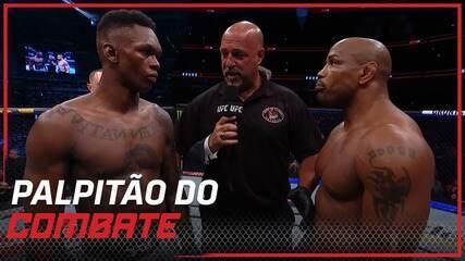 Palpitão do Combate: UFC 248