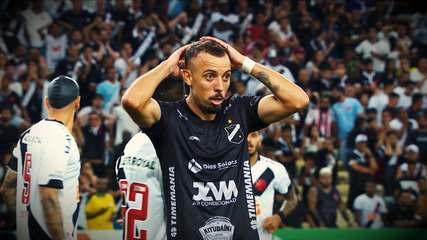 Você viu? atacante do ABC perde gol inacreditável contra o Vasco