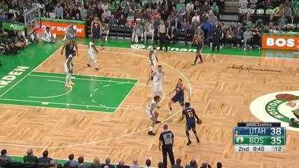 Melhores momentos: Utah Jazz 99 x 94 Boston Celtics pela NBA