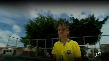 Confira abertura especial do Globo Esporte para o Dia Internacional da Mulher
