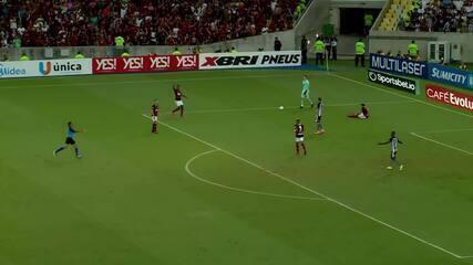 Melhores momentos: Flamengo 3 x 0 Botafogo pelo Campeonato Carioca