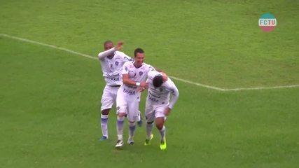 Os gols de Vitória-ES 12 x 0 Linhares, pelo Campeonato Capixaba 2020