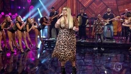 Marília Mendonça cantou 'Todo Mundo Vai Sofrer'