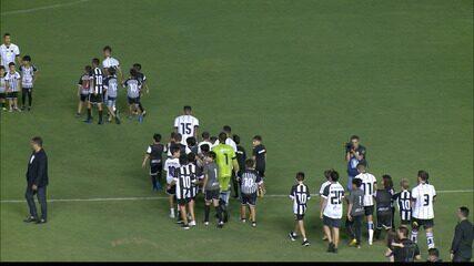 Reportagem de Botafogo-PB 2 x 1 Imperatriz, pela rodada #6 da Copa do Nordeste