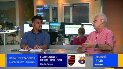 """""""Gabigol já é maior no Flamengo que Adriano, Romário e Bebeto"""", diz Aydano"""