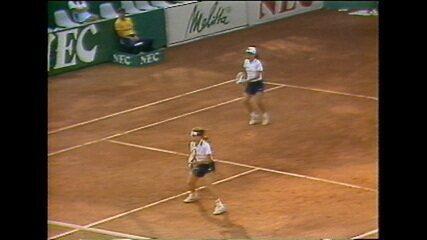 Claudia Monteiro e Patrícia Medrado representam Brasil na Fed Cup