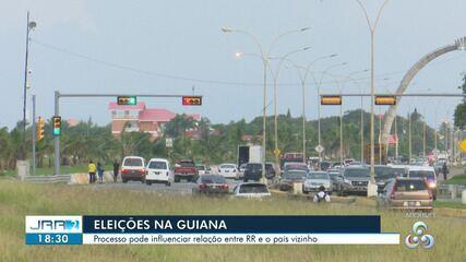 Guiana passa por eleições e momentos decisivos na política