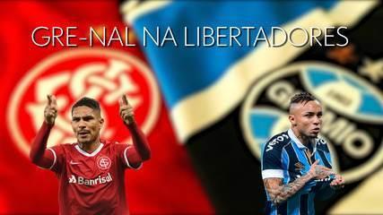 Primeiro Gre-Nal na história da Libertadores