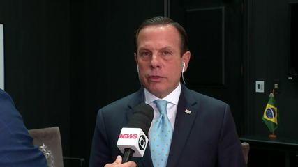 Governo de São Paulo anuncia novas medidas contra o novo coronavírus