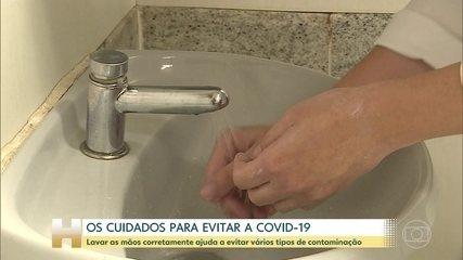 Confira os cuidados necessários para evitar a Covid-19