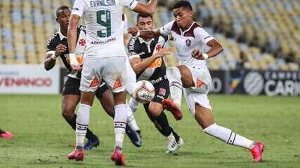 Melhores momentos: Vasco 0 x 2 Fluminense pela 3ª rodada da Taça Rio