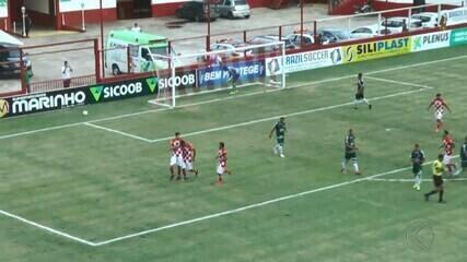 Tombense vira sobre a Caldense e ocupa segundo lugar no Mineiro