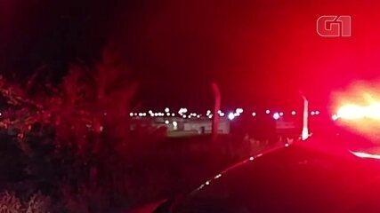 Penitenciária de Porto Feliz registra rebelião e fuga de presos em massa
