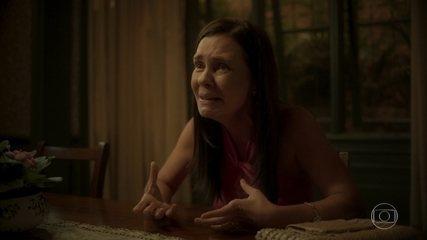 Reveja o momento em que Thelma conta a história verdadeira de Danilo