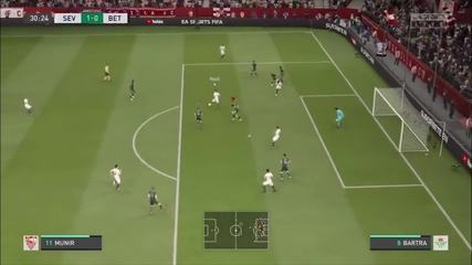 Em quarentena, 60 mil espanhóis acompanham disputa virtual no FIFA 20