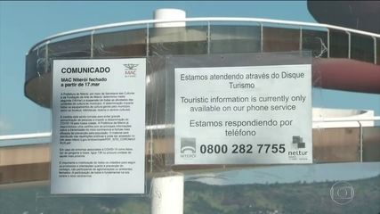 Covid-19: prefeito de Niterói divulga 1ª morte no Rio, totalizando cinco vítimas no Brasil
