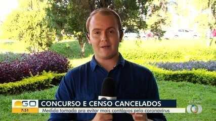 Concurso do IBGE é cancelado para evitar disseminação do novo coronavírus