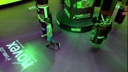 Daniel é o primeiro eliminado da Prova do Líder Carrossel Novex e está no Paredão