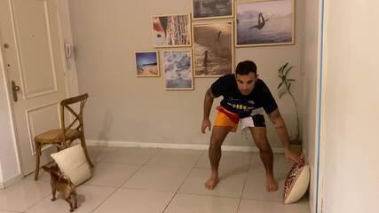 Exercícios para fazer em casa 2