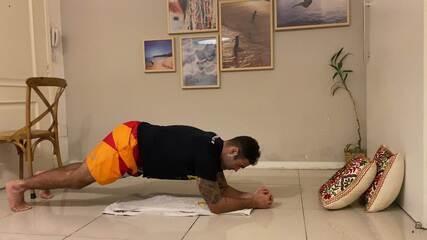 Exercícios para fazer em casa 5