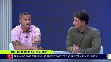 Troca de Passes fala sobre a temporada do São Paulo