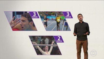 Os Maiorais: Jordan, Felps, Bolt, Comaneci... quem foi o melhor atleta da história das Olimpíadas
