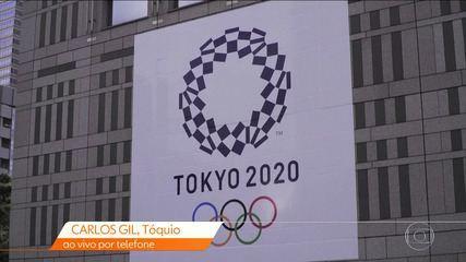 Japão anuncia adiamento de um ano da Olimpíada de Tóquio