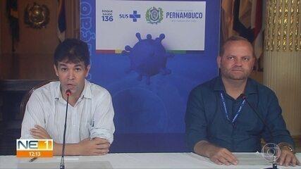 Pernambuco determina circulação de ônibus sem aglomeração e reforça fiscalização