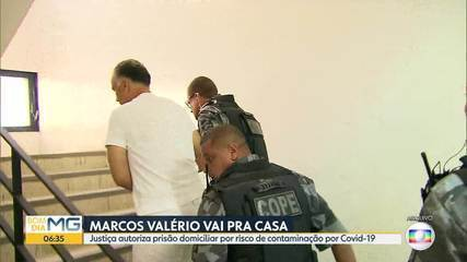 Coronavírus dá direito a prisão domiciliar para Marcos Valério