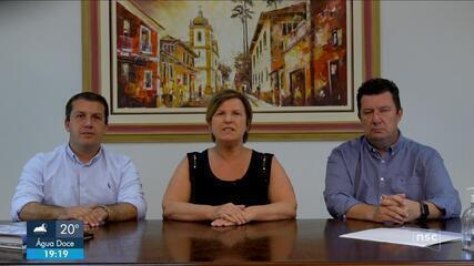 Prefeitos de cidades da Grande Florianópolis decidem manter período de isolamento