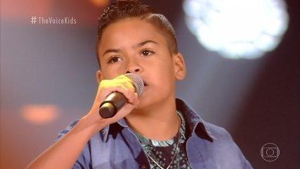 Melhores Momentos Audições ás Cegas: Matheus Martins canta 'Amor Distante'