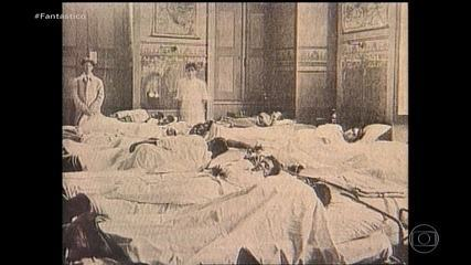 Gripe espanhola, maior pandemia do século 20, matou 50 milhões de pessoas no mundo todo