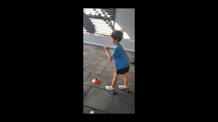 Atividades recreativas e lúdicas para crianças são alternativas para quarentena
