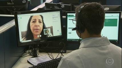 Telemedicina, o atendimento médico à distância, cresce pelo país