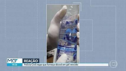 Policiais civis reclamam de falta de equipamentos de proteção individual